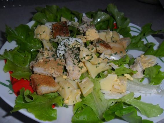 Salade verte composee - Salade verte composee ...